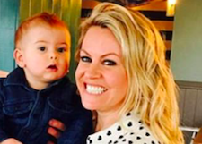 Former British Olympic skier Chemmy Alcott admits motherhood is HARDER than racing down the slopes - as she reveals the athletes to watch in Pyeongchang